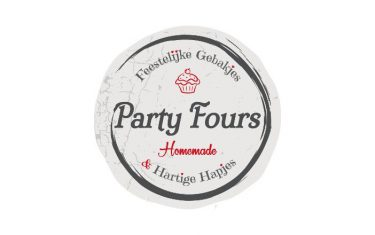 Me and my brand Party Fours van Annemiek Tijhof, startend ondernemerschap, cateringservice, feestelijke hapjes