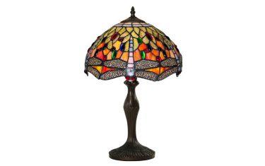 Me and my brand De Hyschkamer, luxe en rustgevende interieurs, Danielle Leeman, Tiffany lamp