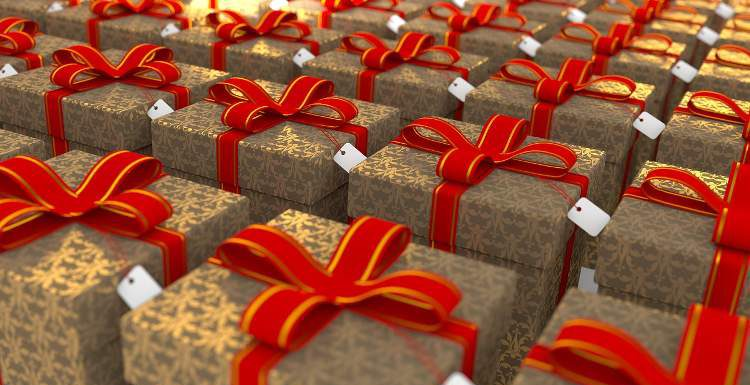 Relatiegeschenken met de feestdagen, drukland.be