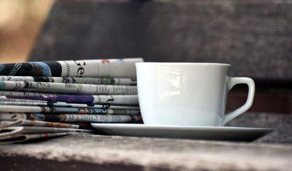 Persberichten offline marketing, vertel je je nieuws aan het nieuws