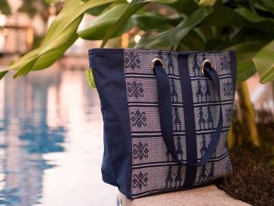 In gesprek met Martha Wielens van Notadaydream over handgeweven tassen met een duurzaam karakter