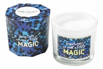 Me&Mats candle gold jungle collection, In gesprek met Astrid van der Hoeven