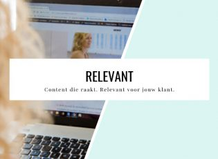 Relevant content die raakt online training Gwyneth Leermakers