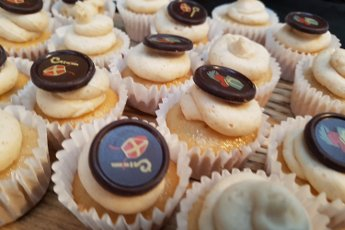 Speculaas cupcakes door Party Fours van Annemiek Tijhof Here we are met Party Fours