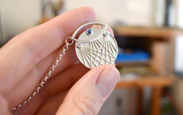 Hanger ZIchtbaarheid SAndra Bruil Lasand Jewellery To grow or not to grow