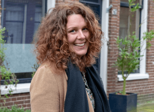 Lef overwint Corona: Emmie de Vries van Emmie de Vries Fotografie en Kwetsbare momenten bedacht inside out een nieuw project dat zij aan haar fotografie-aanbod gaat toevoegen