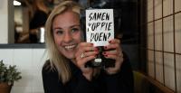 Het eerste jaar van Sam Lasaroms van koffietje.nl, een platform vol met koffie